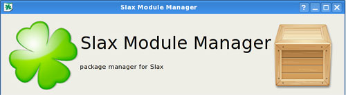 Slax Module Manager
